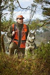 Safety hundförarväst - Härkila
